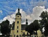 Przybynów - kościół św. Mikołaja