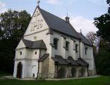2 Małoszów - kościół (18.IX.2006)