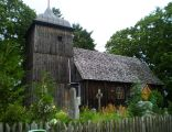Starzno, kościół fil. p.w. św. Mikołaja Biskupa, poł. XVII, XVIII