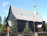 Pogwizdów, kościół parafialny