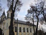 Kościół pw. św. Wincentego Ferreriusza Borzęcin Duży
