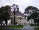 Kościelec-kościół (20.X.2007)