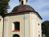 Częstochowa kaplica ze źródłem przy kościele św. Barbary i Andrzeja p