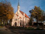 Kościół św Andrzeja Apostoła Poznań-Spławie
