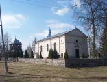 Kościół pw. św. Anny w Dąbrówce Kościelnej