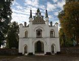 A-186 zespół kościoła par. p.w. św. Antoniego Padewskiego, XIX Huszlew Gmina Huszlew 6