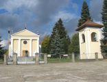 Ugoszcz kościół św. Antoniego z dzwonnicą;karen north