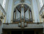 Organy w kościele św. Antoniego w Ostrowie Wlkp