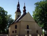 Parzymiechy, Saints Peter and Paul church