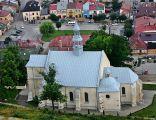 Chęciny - Kościół par. p.w. św. Bartłomieja