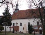 Płock, kościół św. Dominika