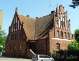 Gdańsk kościół świętego Franciszka z Asyżu – plebania