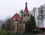 Temple in Topulcza, Roztocze