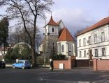 Saint Hedwig church in Wrocław Leśnica