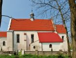 Opatowiec - after Dominican church of St. James (1)