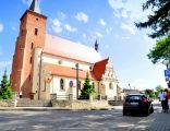 Krotoszyn, kościół farny św. Jana Chrzciciela