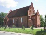 Bartoszyce, kościół św. Jana Chrzciciela (2)