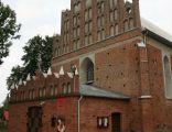 Gołymin-Ośrodek, kościół par. p.w. Jana Chrzciciela 02; Kot