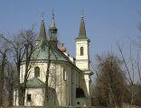 Przysucha, Kościół św. Jana Nepomucena i św. Ignacego Loyoli - fotopolska.eu (295666)