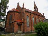 Kościół pomocniczy p.w. św. Józefa Oblubieńca w Koszalinie