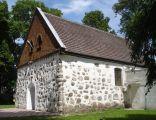 Stara Dąbrowa - kościół