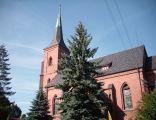 Kościół parafialny w Międzyborzu