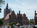 Gdansk-Kosciol sw Katarzyny 2009