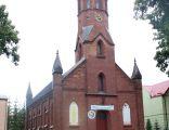Gołdap Kościół Kościół Świętych Leona i Bonifacego 010