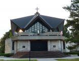 Kosciol sw. Maksymiliana Marii Kolbego w Jozefowie-Blotach