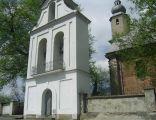 POL Żębocin kościół i dzwonnica