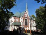 POL Bielsko-Biała Kamienica Kościół św. Małgorzaty 2