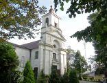 Slubice kościół front