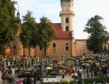 Kosciol pw. sw. Marii Magdaleny od polnocy, Tychy, 2010-08-02