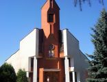 Kościół na osiedlu Musiała