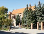 Kościół parafialny - Krzywiń ul. kościelena