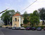 Międzyrzec podlaski kościół św mikołaja dzwonnica