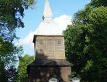 Polanka Wielka - kościół św. Mikolaja - poprzedni kościół parafialny