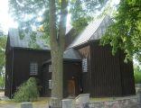 Kościół śś. Piotra i Pawła w Kowalewie-Opactwie - strona wsch.