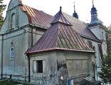 Częstochowa - Kościół cmentarny pw. św. Rocha i Sebastiana, św. Rocha 79