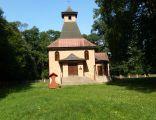 Kościół św. Rozalii na uroczysku Święta Rozalia