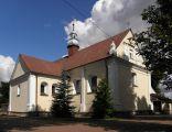 Wierzbica.Kościół