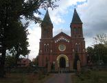 Stoczek kościół-pw. św. Stanisława BM front;karen north