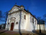 Popkowice, kościół murowany