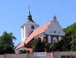20100703 Dzierzgon, church 1, 2