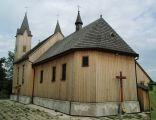 Drewniany kościół św. Wawrzyńca