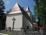 Dąbrowa wieluńska kościół