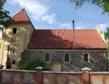Kościół w Rogóźnie, dekanat Łasin, powiat grudziądzki