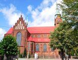 Saint Adalbert church in Nasielsk (1)