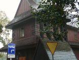Lask sw.Ducha church PL