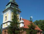 Kościół Świętego Krzyża, Bieganowo